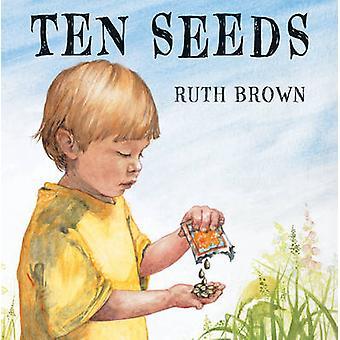 عشرة بذور روث براون-كتاب 9781849392518