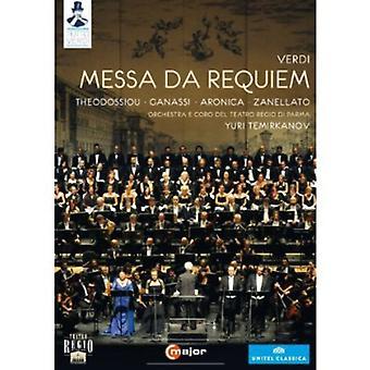 G. Verdi - Messa Da Requiem [DVD] USA import