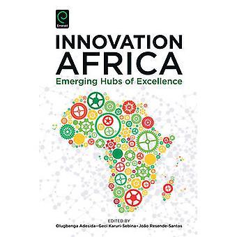 Innovatie Afrika - opkomende Hubs van excellentie door Olugbenga Adesida-