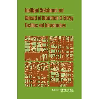 Sustainment inteligentne i odnowienie Departamentu energii obiektów i infrastruktury