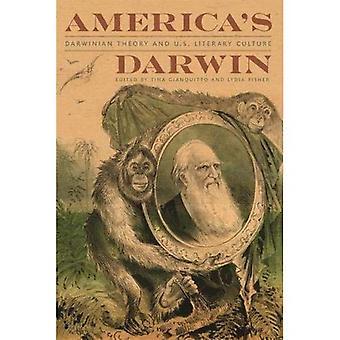 America's Darwin: Darwinian Theory and U.S. Literary Culture