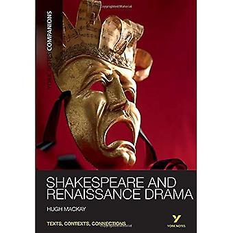 Shakespeare och Renaissance Drama