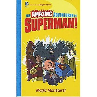 Magic Monsters! (Amazing Adventures of Superman!)