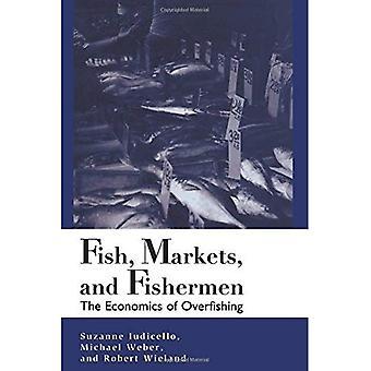 Mercati e pescatori di pesce: l'economia della pesca eccessiva