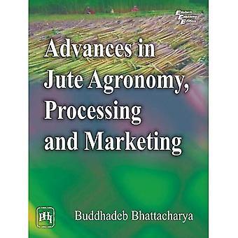 Framsteg i Jute Agronomy bearbetning och saluföring