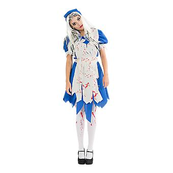 Orion Costumes Womens Bloody Alice In Wonderland Halloween Fancy Dress Costume