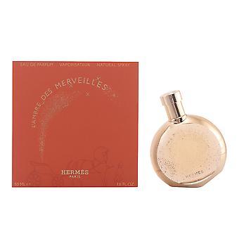 Hermes L'Ambre Des Merveilles Edp Spray 50 Ml för kvinnor