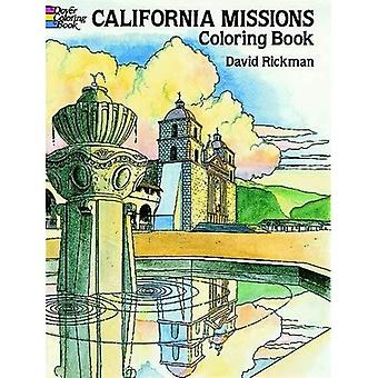 California Missions Malbuch