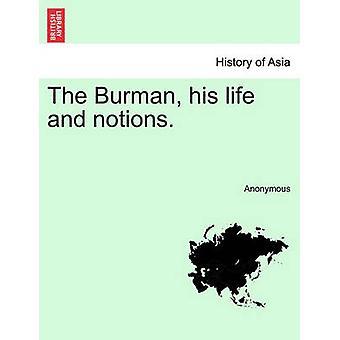 Burman hans liv og begreber. af anonym