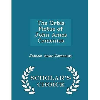 El Orbis Pictus de John Amos Comenius eruditos opción edición por Comenius y Johann Amos