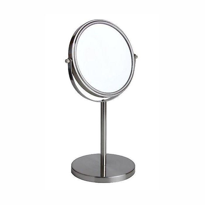 FMG Pedastal 15cm Mirror True Image & 3x Magnification - Nickel