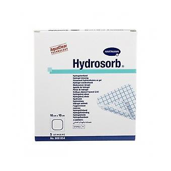 Hydrosorb idrogel medicazione 10 X 10 Cm 5