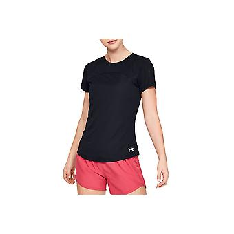 Under Armour Speed Stride Sport Mesh Short Sleeve  1326464-001 Womens T-shirt