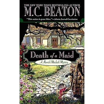 Death of a Maid by M. C. Beaton - 9780446615471 Book
