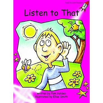 Listen to That! - Emergent (International edition) by Pam Holden - 978
