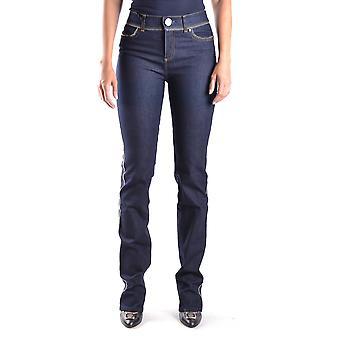 La Perla Jeans Ezbc293001 Women's Blue Denim Jeans
