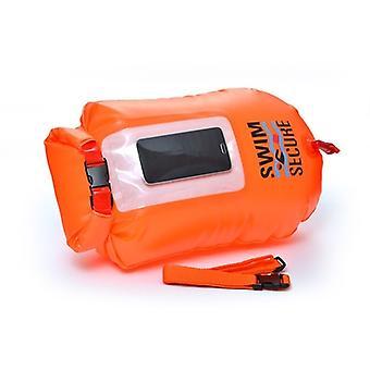 Swim Secure Drybag Window Orange