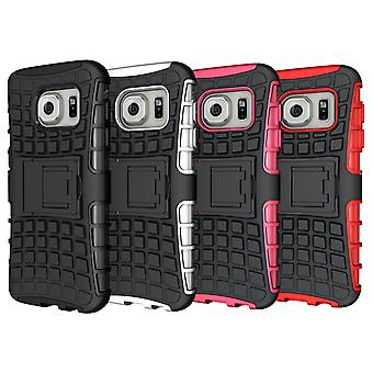 iCoverCase - France Samsung Galaxy S7 - France Coquille hybride résistante aux chocs