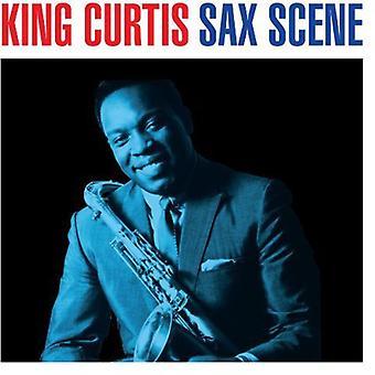 King Curtis - importação EUA Sax cena [CD]