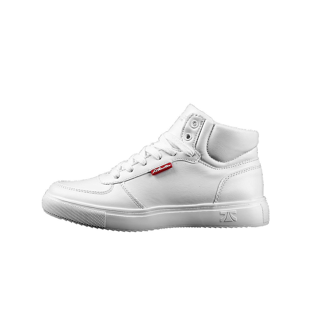 Human fly men's sneakers white