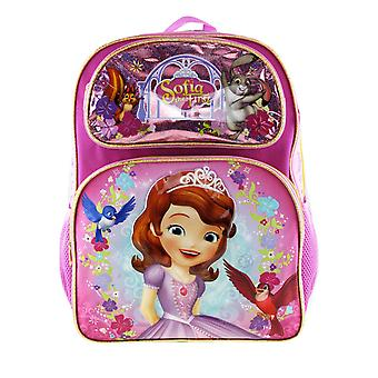Backpack - Sofia The First - Sweet & Kind Pink 16