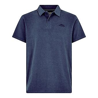 Weird Fish Mens Quay Branded Polo