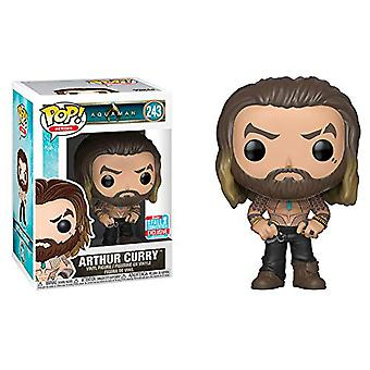 Aquaman Arthur Curry NYCC 2018 Exclusive Pop! Vinyl
