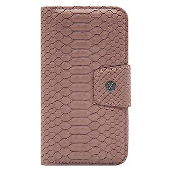 Marvêlle iPhone Xs Max Magnetic Case & Wallet Ash Pink Trend