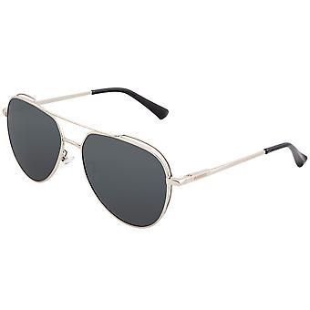 Zucht Lyra Polarisierte Sonnenbrille - Silber/Schwarz