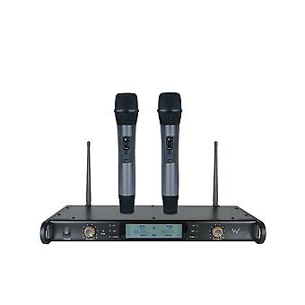 W Audio Dtm800h Twin Handheld Diversity System (ch70)
