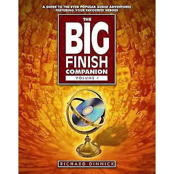 The Big Finish Companion 1 by Richard Dinnick