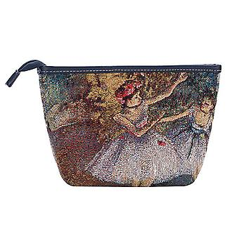 Edgar degas-Ballerina Make-up-Tasche von signare tapestry/Make-up-art-ed-blr-2
