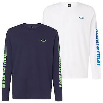 Oakley Mens Always First LS Tee T-Shirt