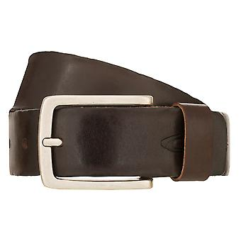 camel active belt men's belt leather belt brown 8500