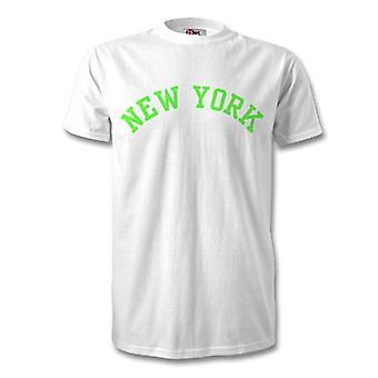 Nueva York fútbol niños camisetas