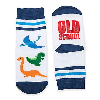 Happy feet socks - old school