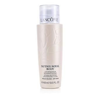 Nutrix royal body intense restoring lipid enriched lotion (kuivalle iholle) 67978 400ml /13.4oz