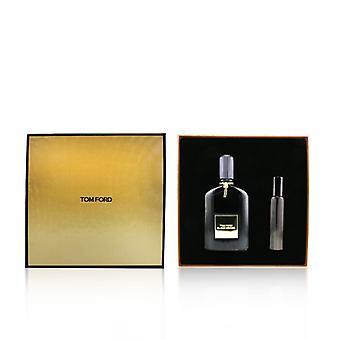Tom Ford Black Orchid Coffret: Eau De Parfum Spray 50ml/1.7oz + Eau De Parfum Travel Spray 10ml/0.34oz - 2st