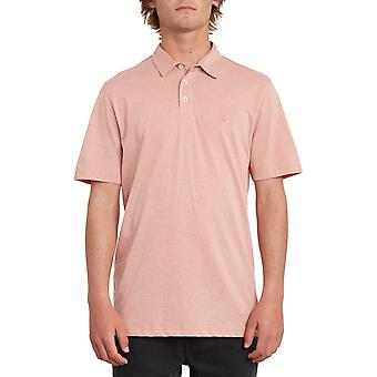 Volcom Wowzer Polo Shirt in Sandstone