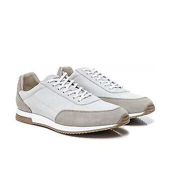 Loake Nubuck Leather Bannister Trainers