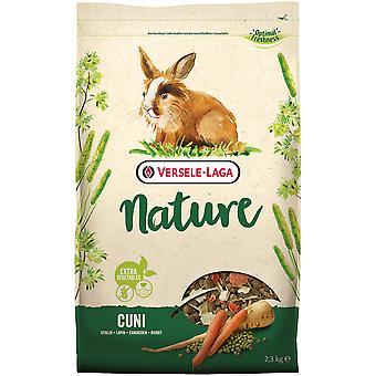 Versle Laga Dvergkanin Bland Cuni Nature (Små kjæledyr, Tørr mat og blandinger)
