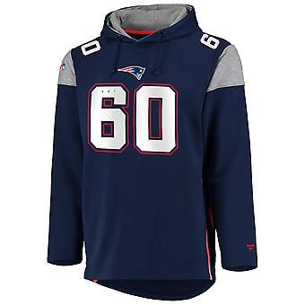 Ikonisk franchise Long Hoodie - NFL New England Patriots