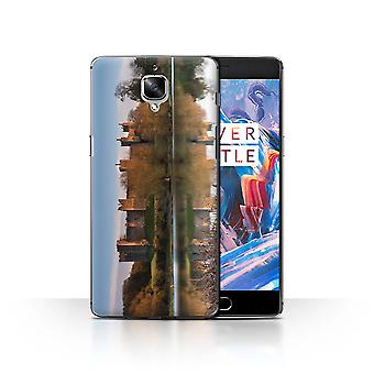 STUFF4 Case/Cover for OnePlus 3/3T/Lake/Castle Fort