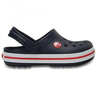 Crocs 204537 Crocband Kids Unisex Clogs البحرية