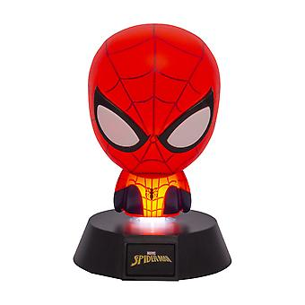Spiderman Icon Light BDP Mini Night Lamp Super Bright Marvel Collectable Gift