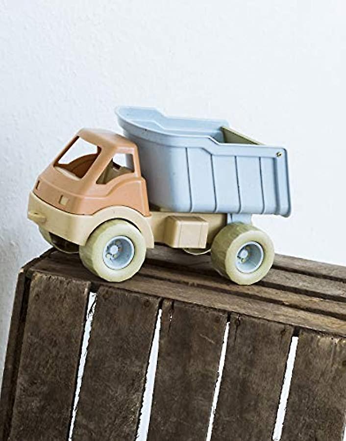 Caminhão do Tipper do bio-brinquedo de dantoy, brinquedos eco-conscious feitos da cana-de-açúcar