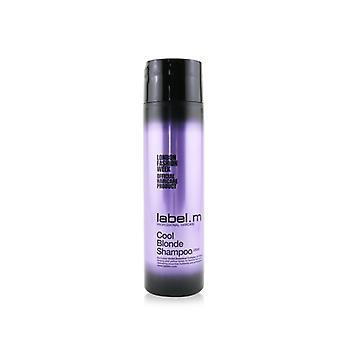 Label.m Cool Blonde Shampoo - 250ml/8.45oz
