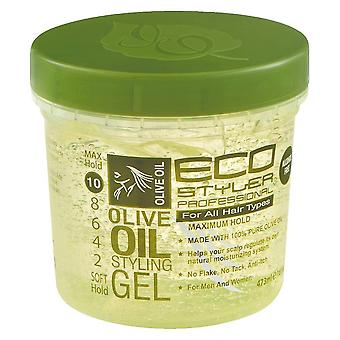 Eco styler olive oil styling gel, 16 oz