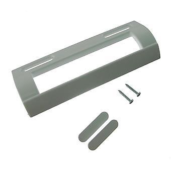 Baumatic et universel de Beko blanc réfrigérateur congélateur poignée 80mm - 150mm
