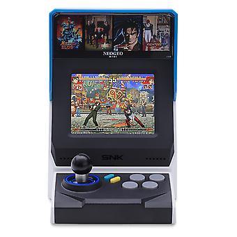Neogeo mini international collectors pack: white (includes neogeo mini + 2 x controllers + hdmi cable + sticker kit + 40 classic neogeo games)